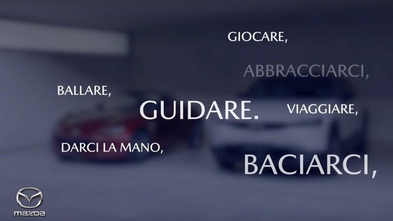 Coronavirus: da Mazda, un VIDEO messaggio di speranza