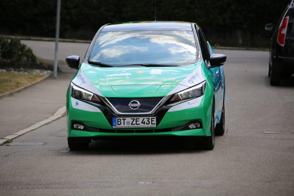 Nissan: il progetto che aumenta l'energia rinnovabile e riduce la CO2