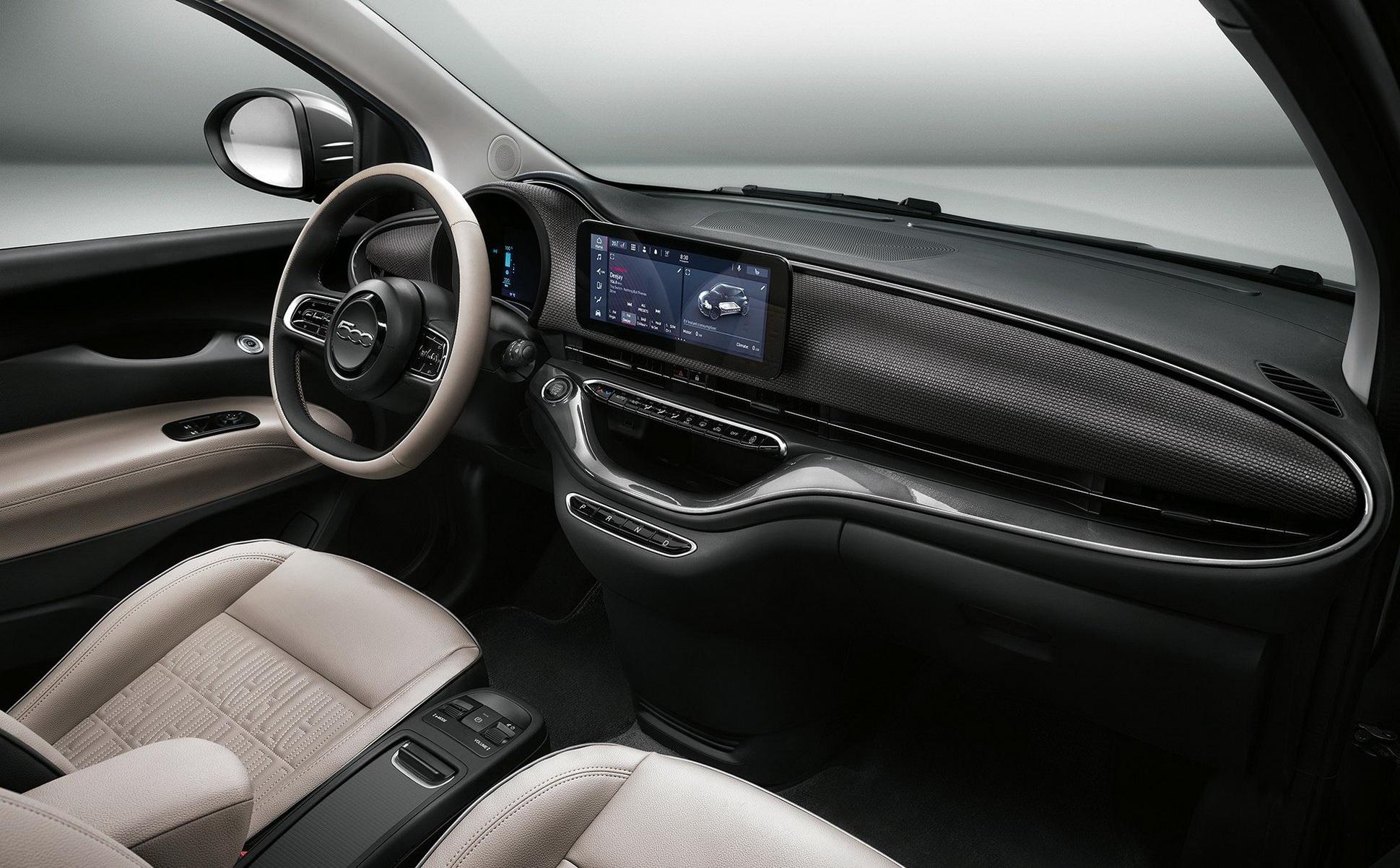 Fiat 500e Elettrica: autonomia, motore, interni, caratteristiche e ...