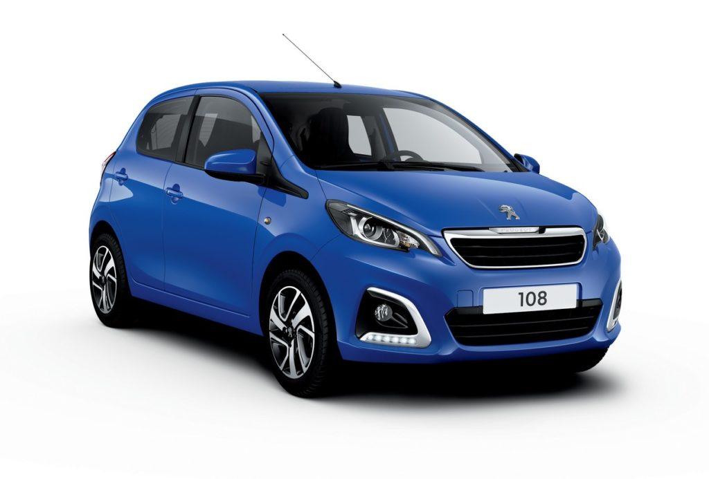 Peugeot 108 2020: un lieve aggiornamento per la citycar