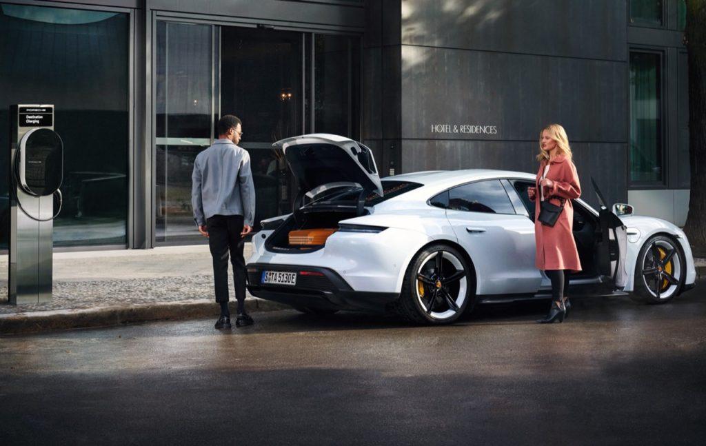 Porsche Charging Solutions: le vie della ricarica elettrica della Cavallina