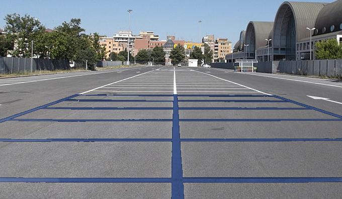 Coronavirus Roma: parcheggio strisce blu sarà gratuito