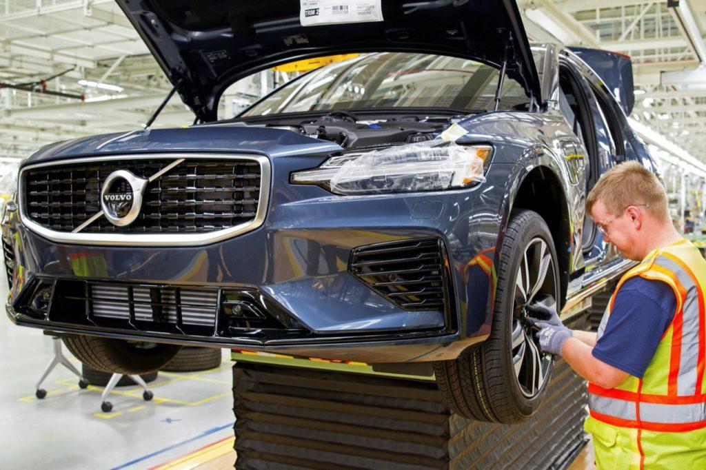 Volvo, Coronavirus: fabbriche chiuse in USA e Svezia fino al 14 aprile