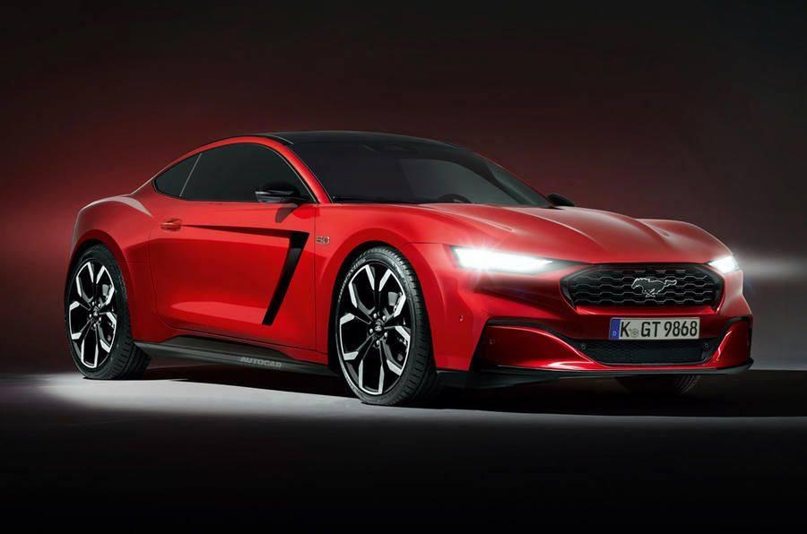 Ford Mustang 2022: è attesa anche la trazione integrale