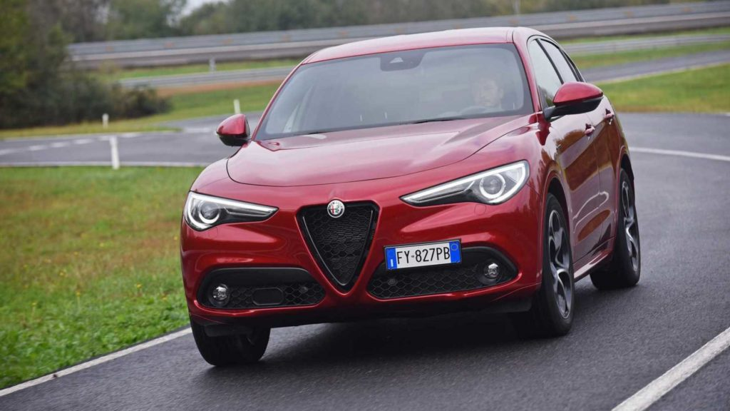 Alfa Romeo Stelvio: non è prevista un'edizione GTA