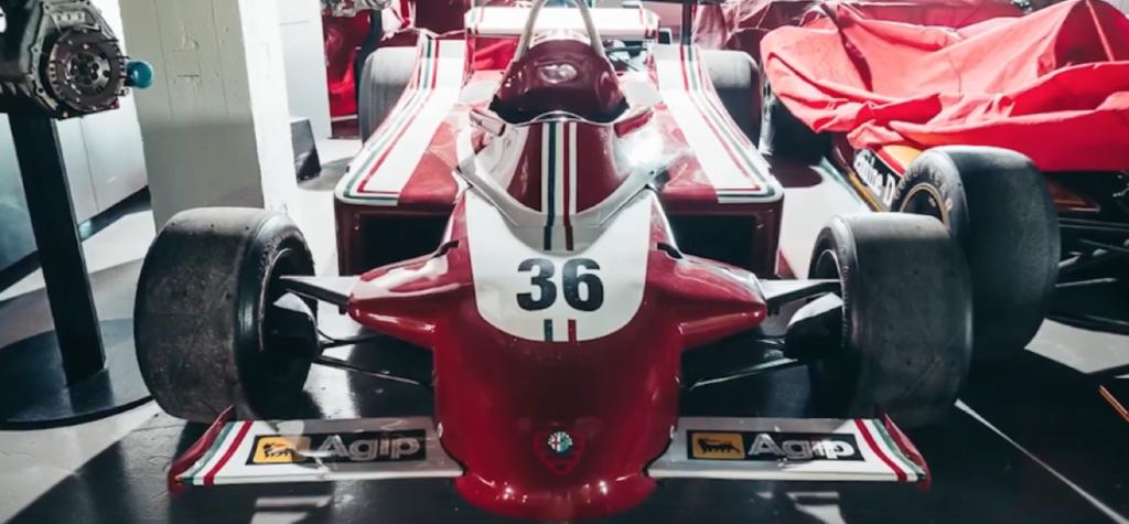 Museo Storico Alfa Romeo: un rapido viaggio nella sezione Formula e la storica 177 [VIDEO]