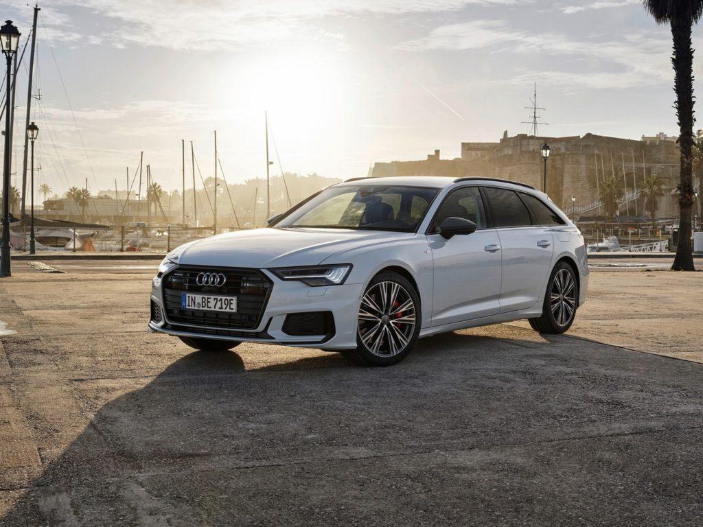 Audi A6 Avant 55 TFSI 2020: l'ibrida arriva in estate, da 75.200 euro