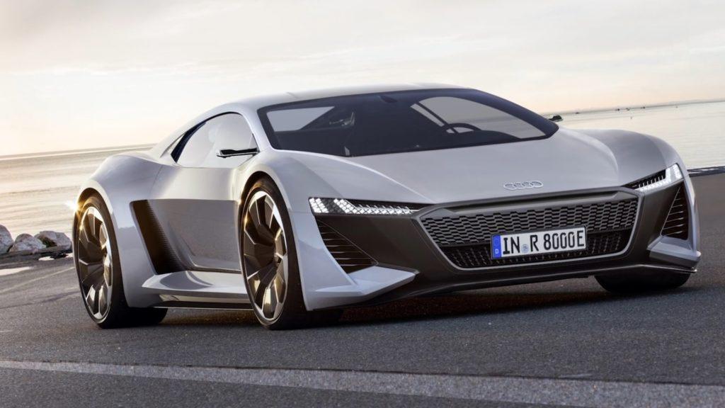 Nuova Audi R8 2022: RENDERING che immagina la terza generazione