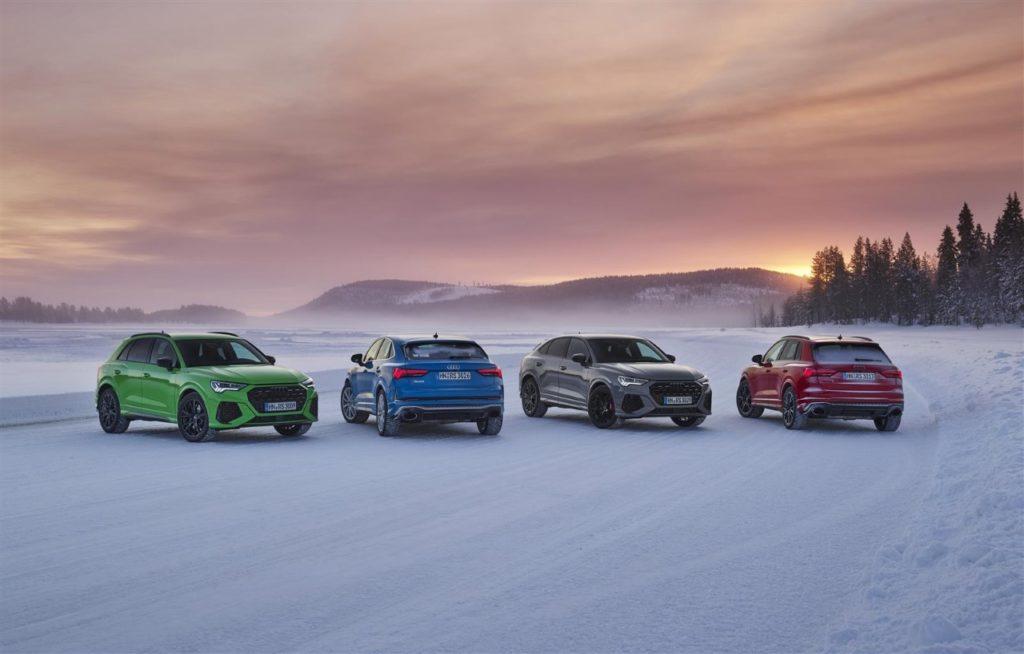 Audi RS - Gamma Q