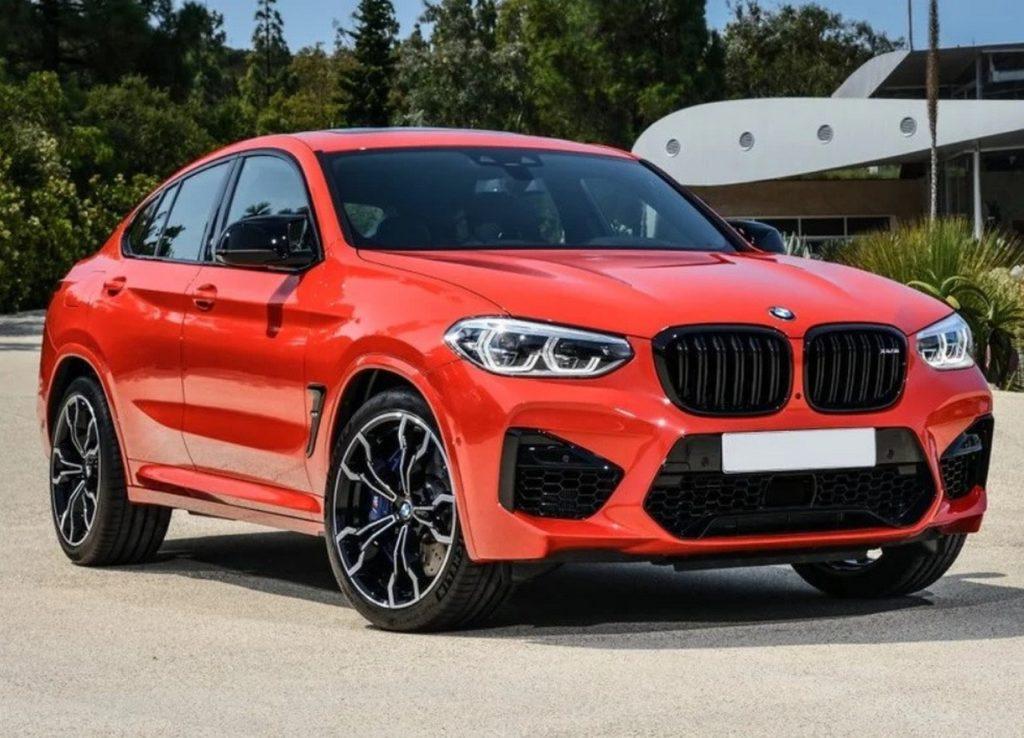 BMW X4 M Competition: il SUV Coupé dal sound pazzesco [VIDEO]