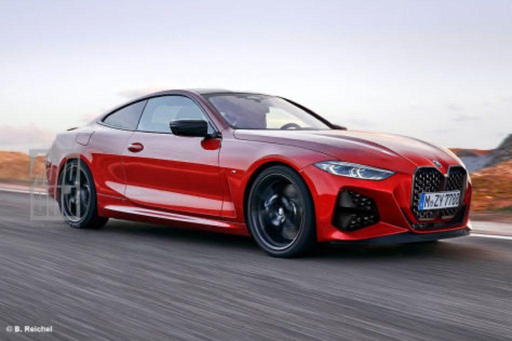 BMW Serie 4 2020: la nuova coupè sarà presentata online a breve