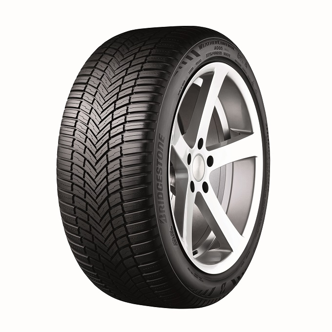 Pneumatici, Bridgestone lancia il nuovo all-season Weather Control A005 EVO
