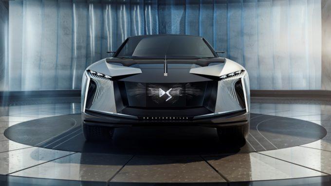 """DS Aero Sport Lounge: è stata nominata """"concept car più bella del 2021"""""""