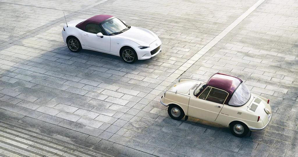 Mazda: una versione speciale per il 100esimo Anniversario
