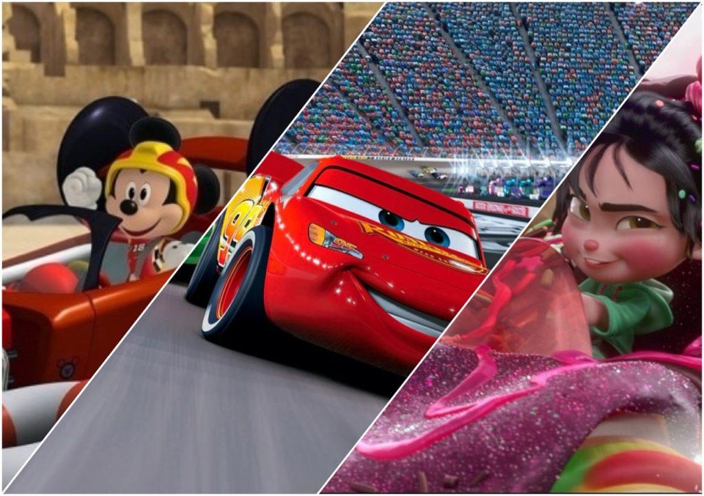 Disney+: tutti i film sui motori disponibili in catalogo [VIDEO]