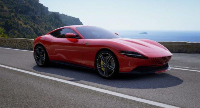 Ferrari Roma: disponibile il configuratore online della nuova supercar