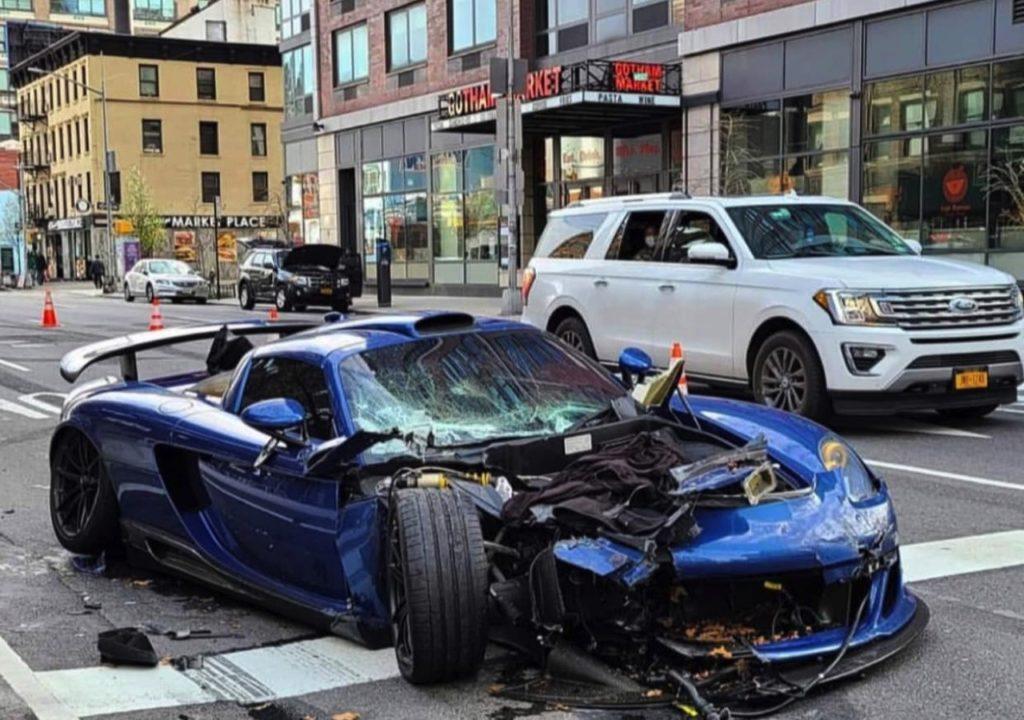 Gemballa Mirage GT: folle incidente a New York per la supercar da oltre 750.000 euro