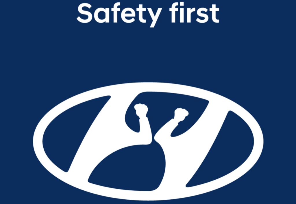 Hyundai: nuovo logo per promuovere la distanza sociale in tempi di Coronavirus