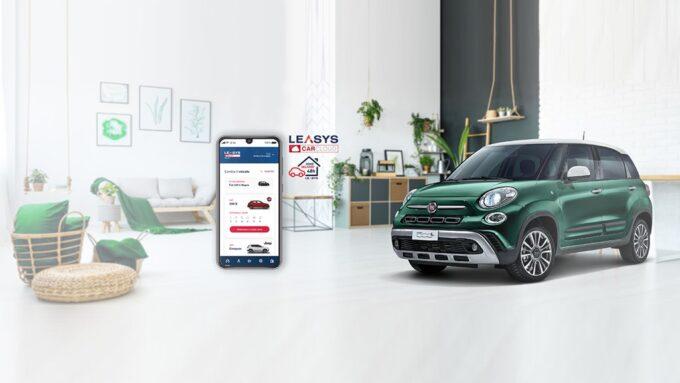 Leasys CarCloud, arriva la nuova app che facilita la gestione dell'abbonamento