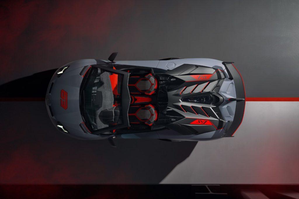 Aventador SVJ 63 Roadster 2020: configura che ti passa!