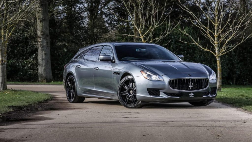 Maserati Quattroporte Shooting Brake