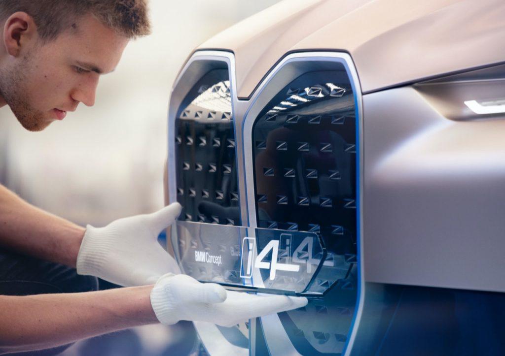 BMW: il capo design afferma che non si abbandonerà il doppio rene