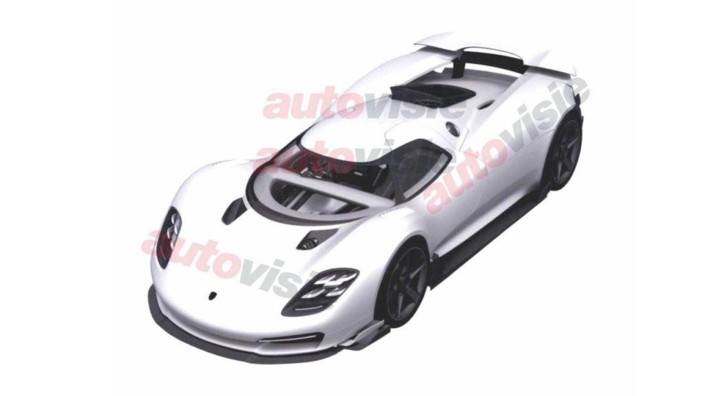 Porsche Hypercar: sarebbe in fase di sviluppo l'erede della 918 Spyder [TEASER]