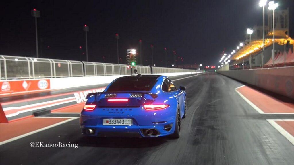 Porsche 991 Turbo S: tuning da 0 a 96 km/h in 1,8 secondi [VIDEO]