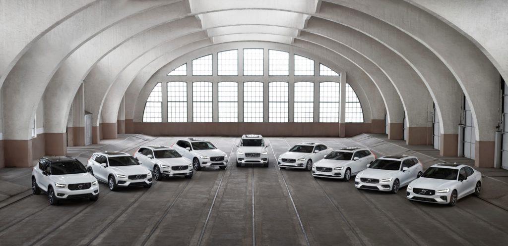 Volvo, vendite globali del primo trimestre 2020 in calo del 18,2%