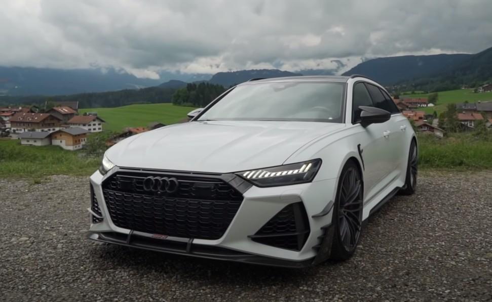 Audi RS6-R - ABT Sportsline