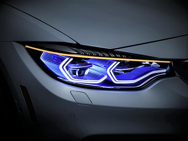 BMW: come funzionano i fari Laser [VIDEO]