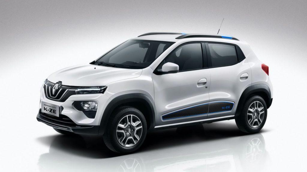 Dacia Spring 2020 - Rendering