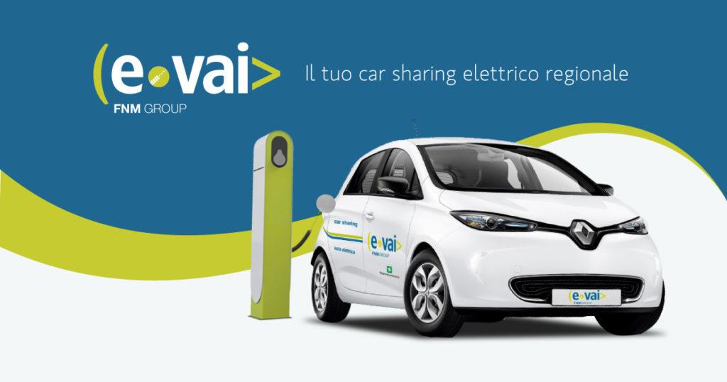 Coronavirus: E-Vai mette a disposizione gratuitamente le proprie auto elettriche