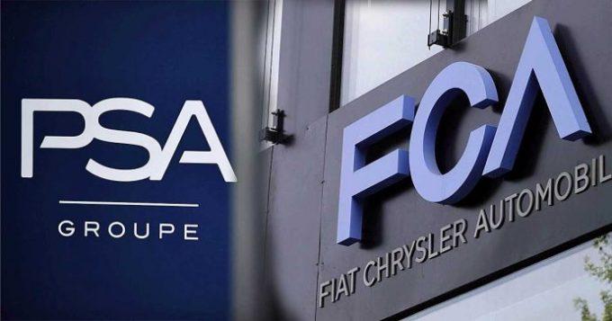 FCA-PSA: la fusione procede, verrà completata ad inizio 2021