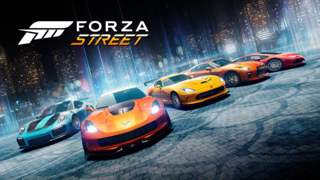 Forza Street per iOS e Android a maggio: un nuovo racing game