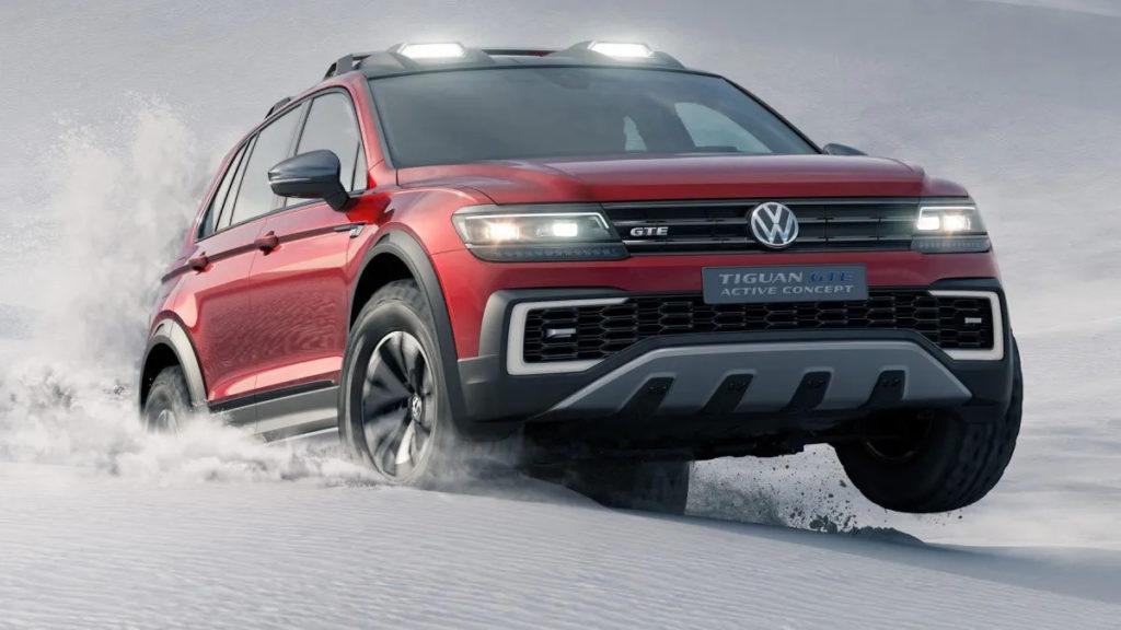 Volkswagen Tiguan e Arteon GTE: in arrivo nel 2020 con l'ibrido Plug-In