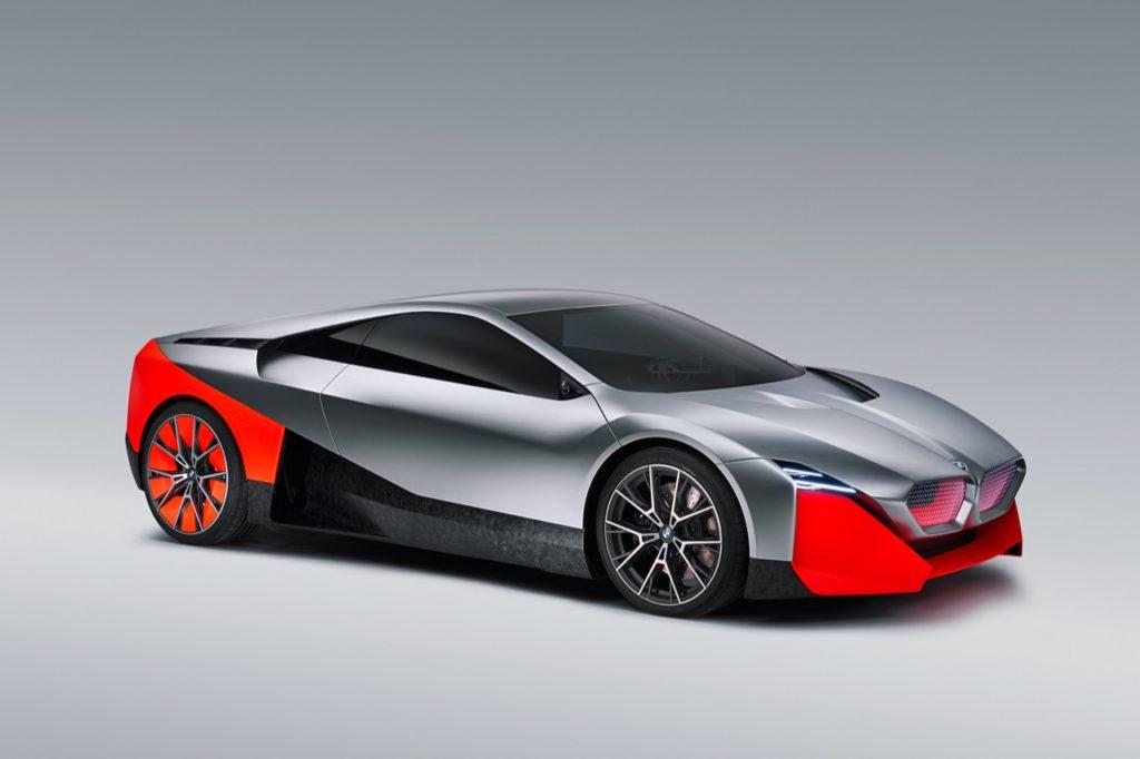 Nuova BMW i8: look da M1 e potenza fino a 600 CV [RENDER]