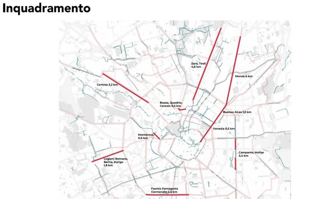 Milano Fase 2: il piano prevede nuove piste ciclabili [VIDEO]