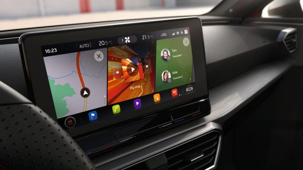 Seat Leon 2020: la prima auto del marchio completamente connessa [VIDEO]