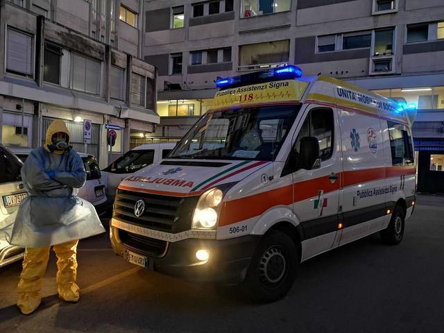 Michelin: sostituzione gratuita di pneumatici alle ambulanze