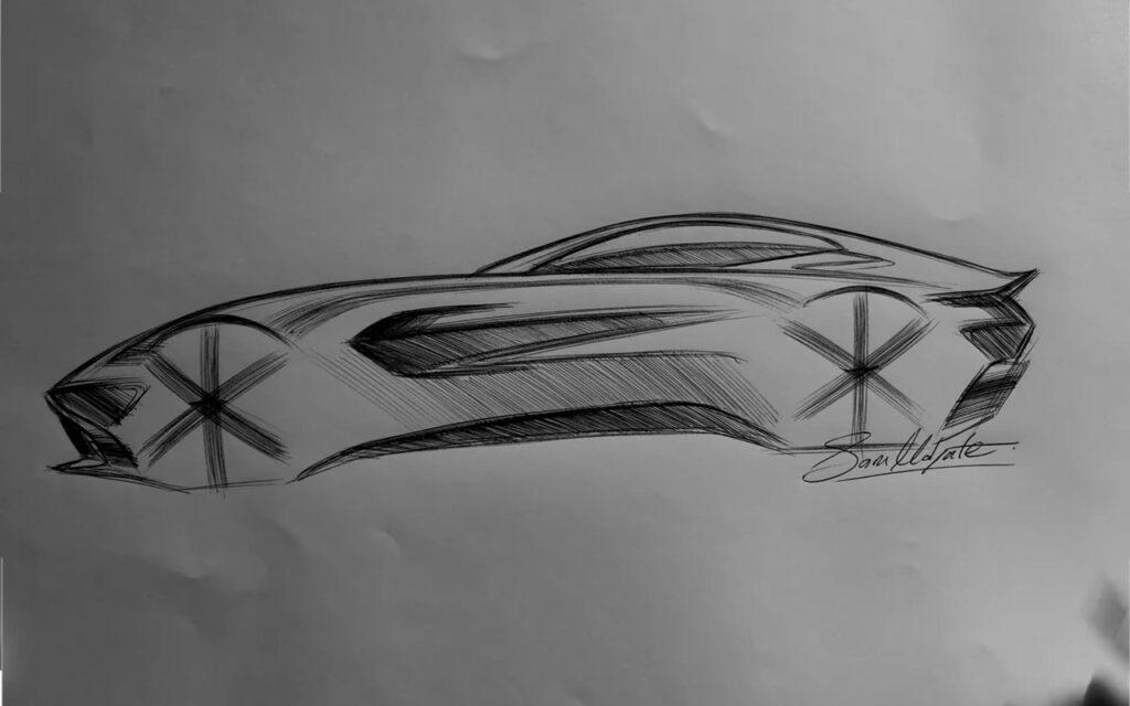 Il tutorial per disegnare un' Aston Martin Vantage e una Valkyrie [VIDEO]