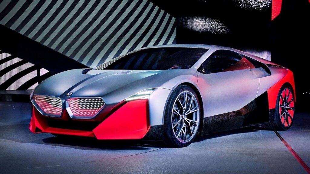 BMW Vision M: l'erede della i8 eliminata dalla produzione