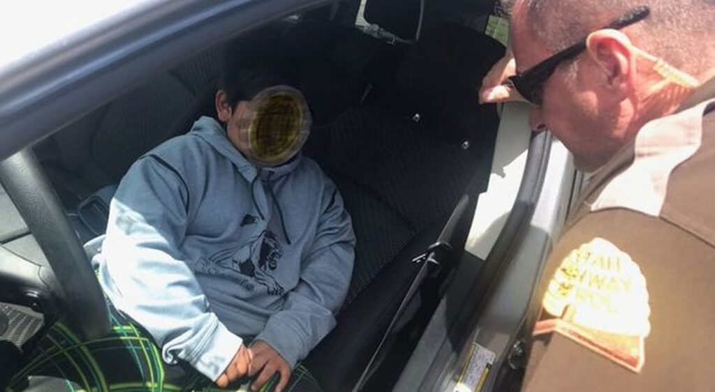 """USA: """"Volevo la Lamborghini"""". Bambino di 5 anni fermato al volante del SUV [VIDEO]"""