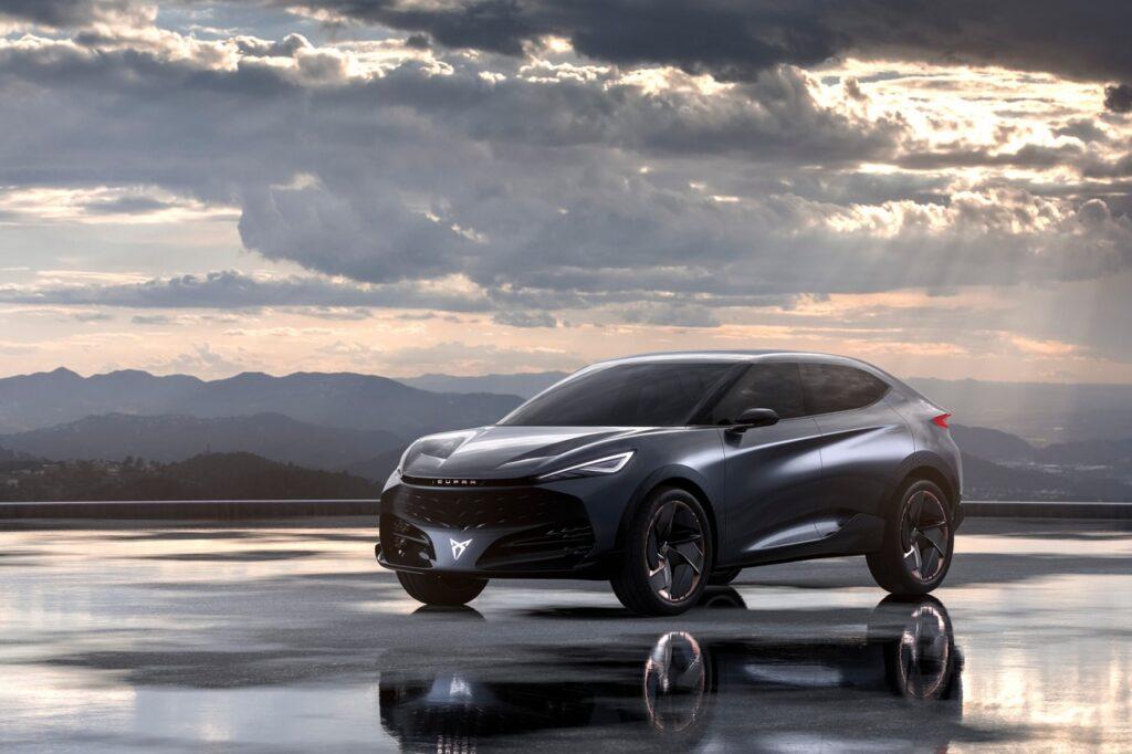 Cupra Tavascan vince l'Automotive Brand Contest 2020
