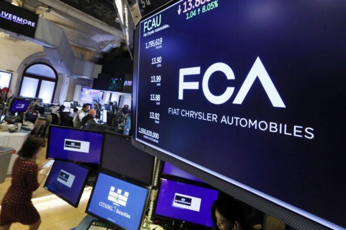 """FCA, ora è ufficiale: """"Conclusa la pratica per una linea di credito da 6,3 miliardi di euro"""""""