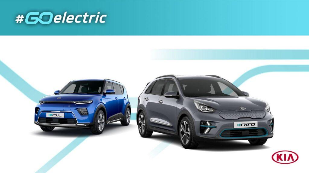 Kia: undici veicoli elettrici nel 2025, il primo un crossover nel 2021