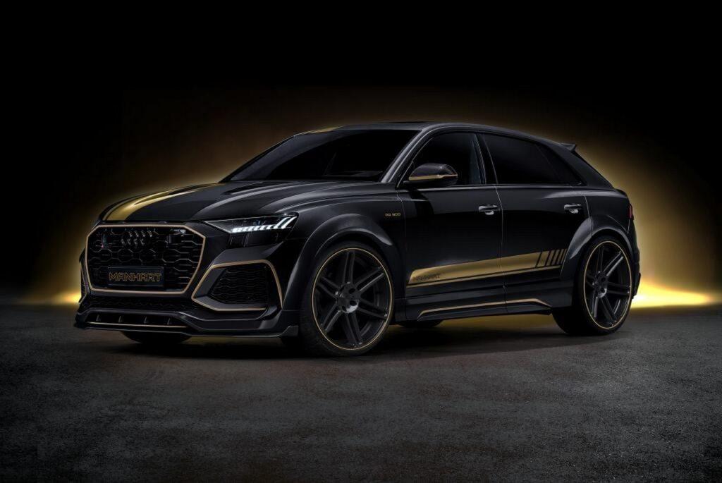 Audi RS Q8 da 900 CV e 1.080 Nm. La Manhart RQ 900 costa 280.000 euro