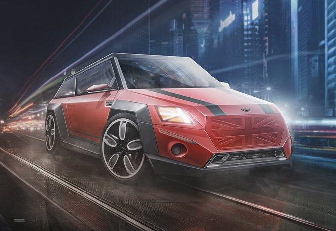 Cinque auto famose ridisegnate in stile Tesla Cybertruck [RENDER]