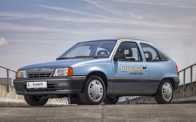 Opel e l'elettrico: un impulso partito 30 anni fa