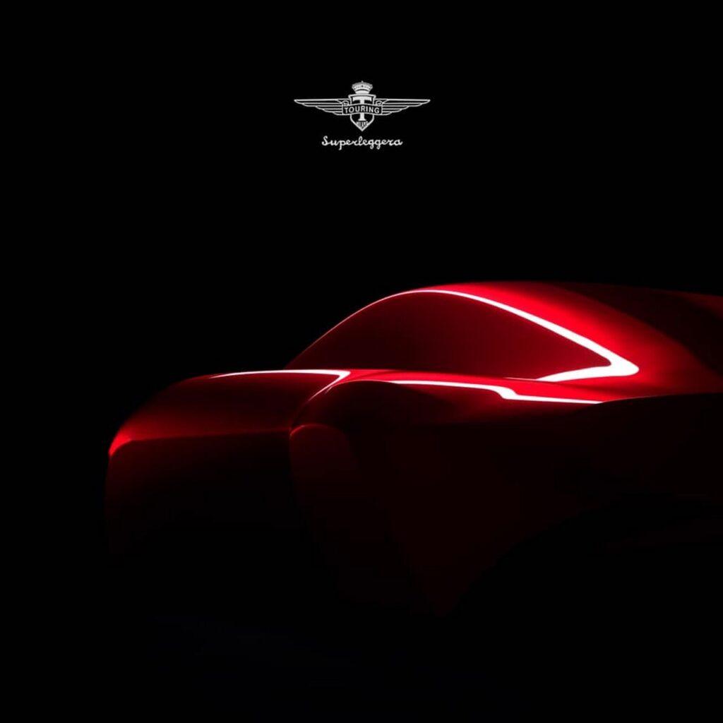 Touring Superleggera presenta la nuova Berlinetta Aero Coupé [TEASER]
